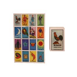 Loteria Game For Children