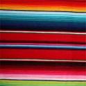 Saltillo Acrylic Blanket