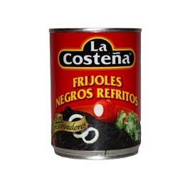 Negros Refritos 580gms