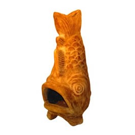Fish Chiminea